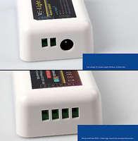 Беспроводный RGB контроллер для светодиодной ленты с WIFI управлением (система MI LIGHT)
