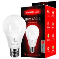 LED ЛАМПА 10W МЯГКИЙ СВЕТ А60 Е27 220V (1-LED-463-01)