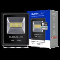 Прожектор GLOBAL FLOOD LIGHT 30W 5000K холодный свет (1-LFL-003)