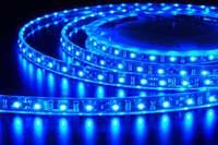 Дюралайт-лента 180LED IP68 синяя 2835SMD 230V 15W/м 1080LM