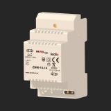 LED блок питания для работы с 14V DC 15W модульный монтаж IP 20 ZNM-15-14