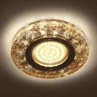 Встраиваемый светильник Feron 8587-2 с LED подсветкой