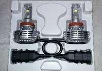 Светодиодная автомобильная лампа LED Цоколь H4 6-е поколение