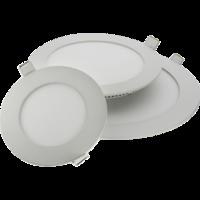 Светодиодный врезной светильник Downlight  SKYLIGHT R (круг) 9 Вт.