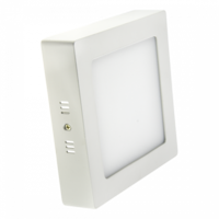 Накладной светодиодный светильник (квадрат)  24 Вт. Для потолка либо стены.