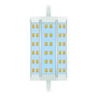Лампа светодиодная линейная LL-36 10W R7s 4000K алюм. корп., пл.база A-LL-0647