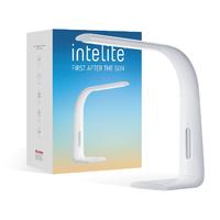 Функциональная настольная светодиодная лампа MAXUS Intelite Desk lamp 7W white, black (DL1-7W-WT) (DL1-7W-BL)
