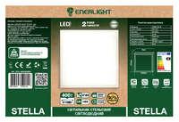 Cветодиодная панель ENERLIGHT STELLA 40Вт 4000К