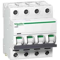 Автоматический Выключатель C120H 4P 125A D