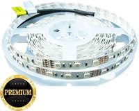 Светодиодная LED лента IP33 smd 5050 RGB (60 диод/м) Премиум класс